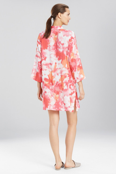 N Natori Watercolor Sleepshirt at The Natori Company