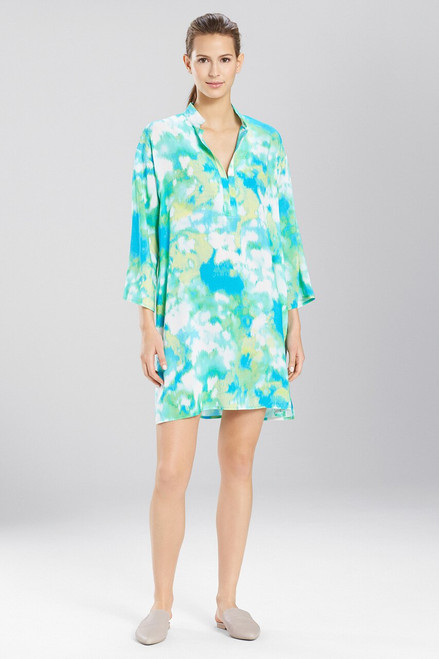 Buy N Natori Watercolor Sleepshirt from