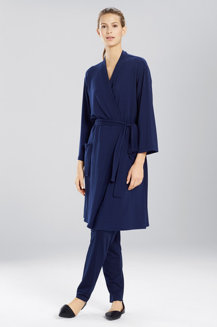 N Natori N-Vious Robe at The Natori Company
