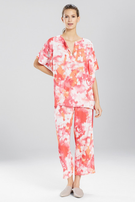 N Natori Watercolor PJ at The Natori Company