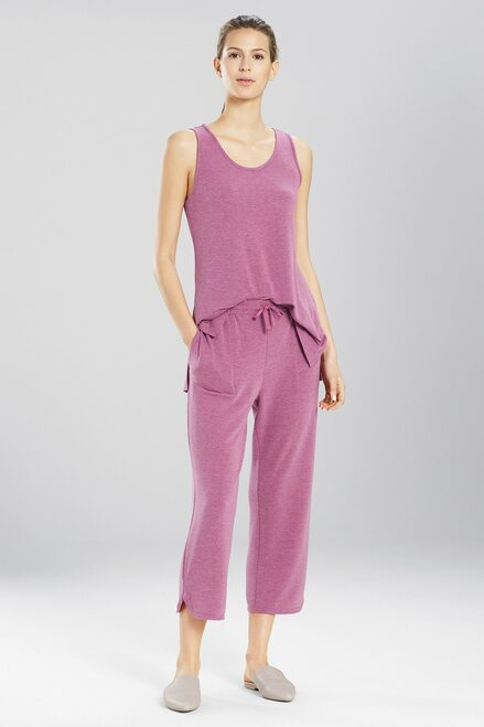 N Natori N-Vious Capri Pants at The Natori Company