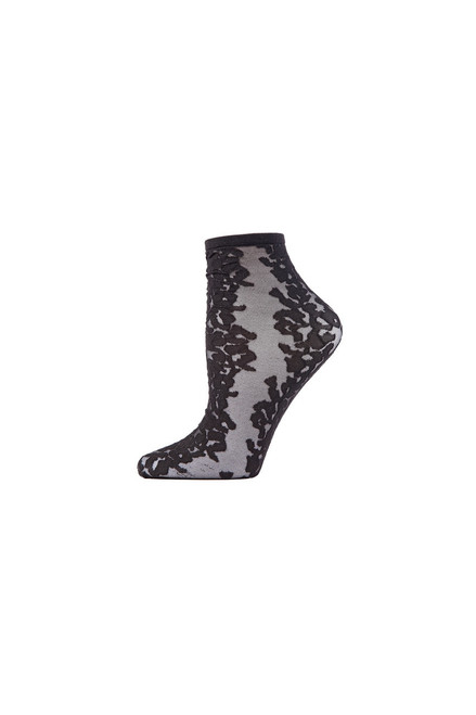 Buy Natori Animal Sheer Shortie Socks from
