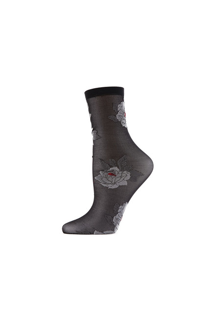 Buy Natori Clair De Lune Sheer Socks from