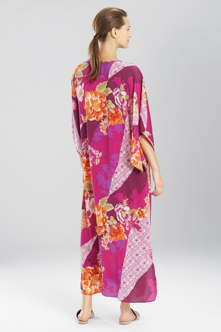 N Natori Samoa Caftan	 at The Natori Company