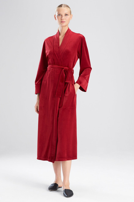 Buy Natori Plush Velour Robe from