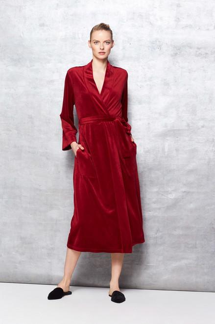 Natori Plush Velour Robe at The Natori Company