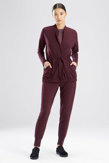 Buy Natori Zen Jacket With Ties from