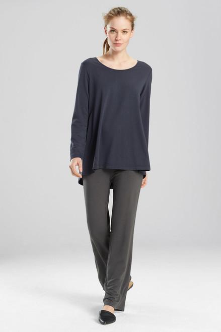Buy N Natori N-Vious Long Sleeve Top from