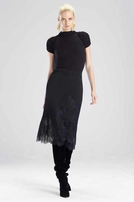 Buy Josie Natori Stretch Knit Bodysuit from