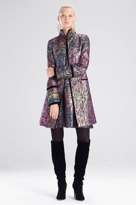 Buy Josie Natori Bohemia Garden Jacquard Jacket from