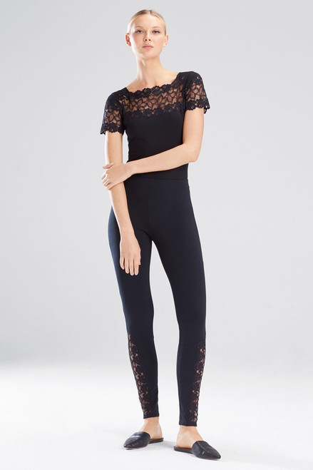 Buy Josie Natori Element Short Sleeve Bodysuit from