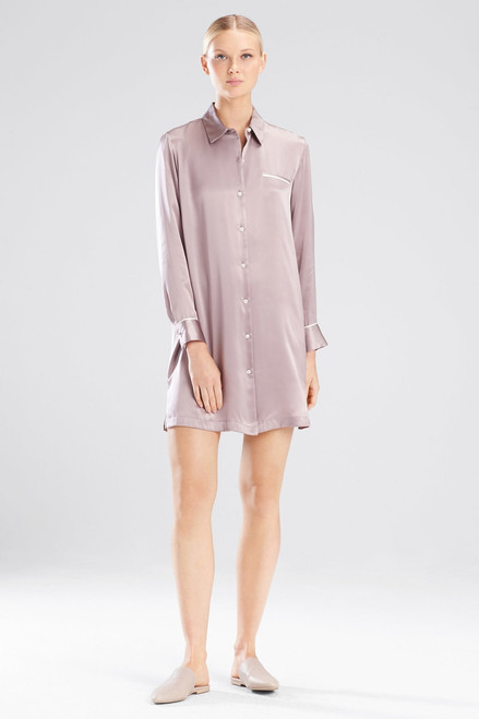 Josie Natori Key Essentials Sleepshirt at The Natori Company