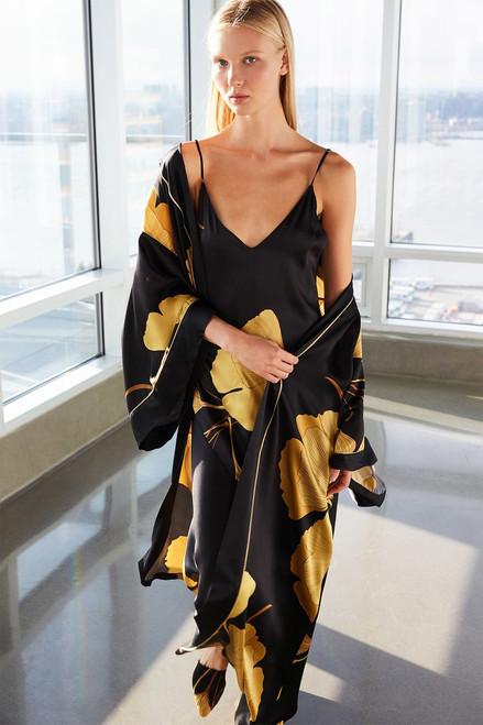 Josie Natori Ginkgo Gown at The Natori Company