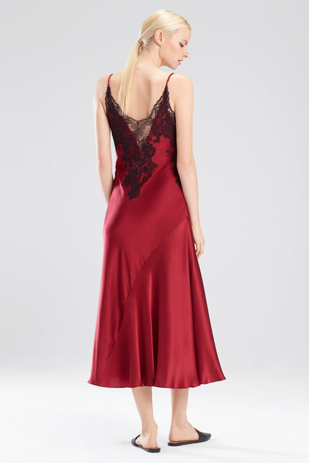 Josie Natori Camilla Long Gown at The Natori Company