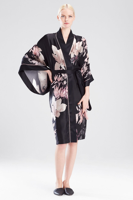 Josie Natori Deco Robe at The Natori Company