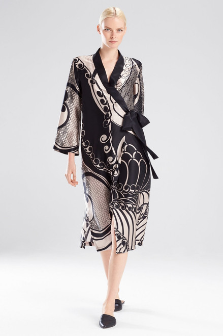 Buy Josie Natori Art Nouveau Robe from