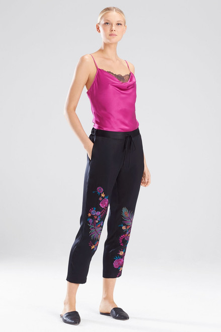 Buy Josie Natori Nouveau Embroidery Pants from