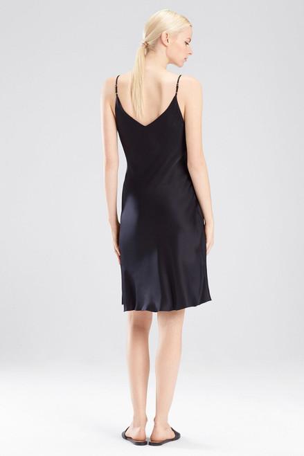 Josie Natori Key Essentials Slip Dress at The Natori Company