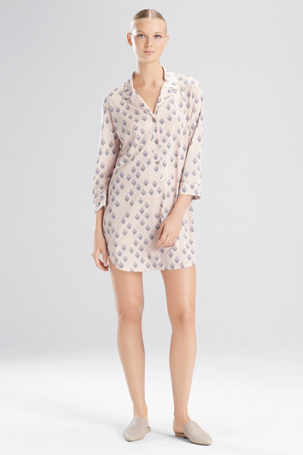 Natori Chakra Sleepshirt at The Natori Company