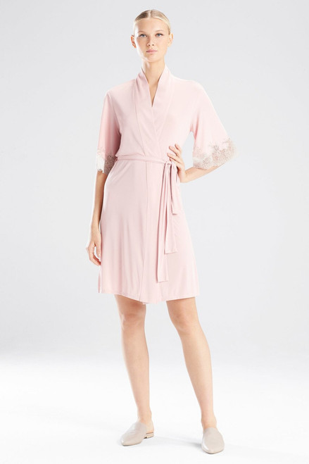 Buy Natori Enchant Wrap With Lace from