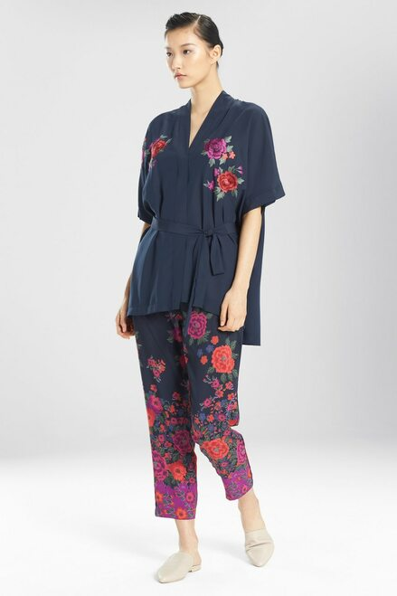 Buy Natori Botanica Embroidery Wrap from