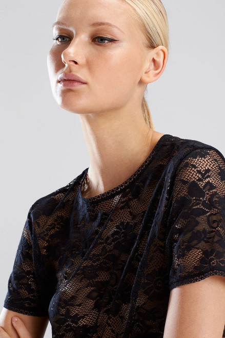 Natori All Over Lace Top at The Natori Company