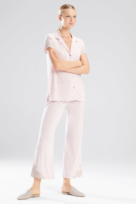 Natori Luxe Shangri-La Notch PJ at The Natori Company