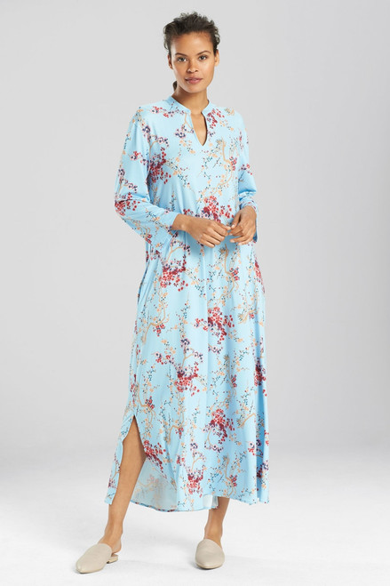 Buy N Natori Winter Blossom Caftan from