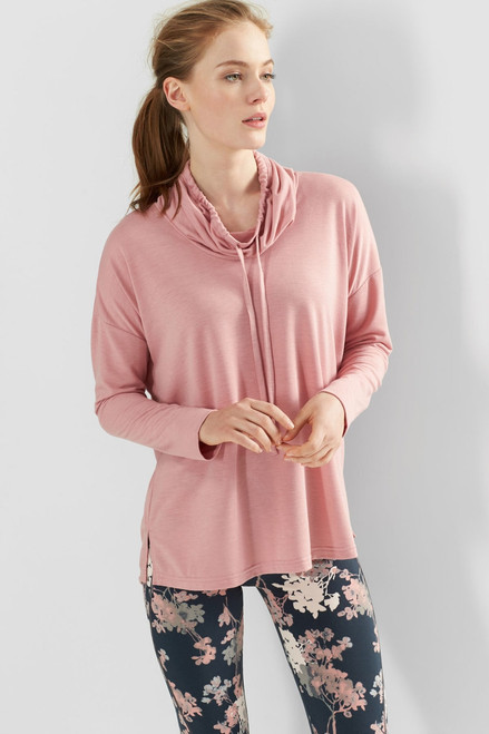 N Natori N-Vious Pullover at The Natori Company