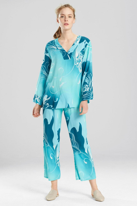 Buy N Natori Floral Ombre PJ from