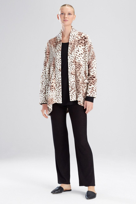 Buy N Natori Snow Leopard Jacket from