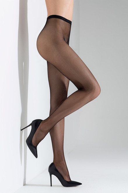 Natori Fishnet Tights at The Natori Company