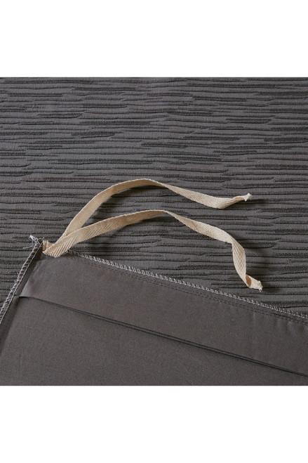 N Natori Hanae Gray Duvet Cover Set at The Natori Company