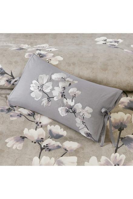 Buy N Natori Sakura Blossom Embroidered Pillow from
