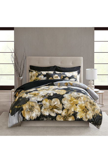 Buy N Natori Casa Noir Comforter Set from
