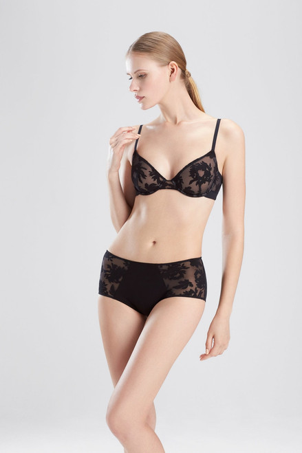 Natori Miracle Unlined Underwire Bra at The Natori Company