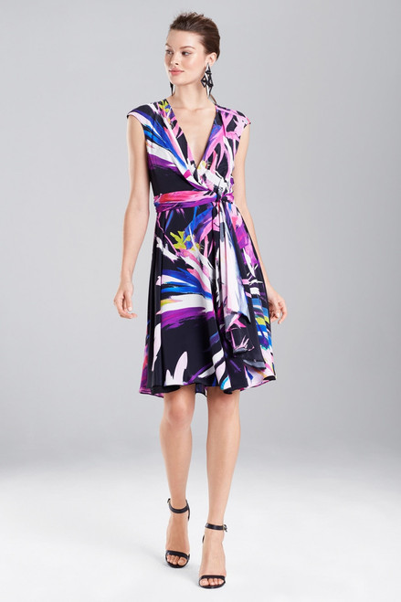 Buy Josie Natori Prism Knotted Dress from
