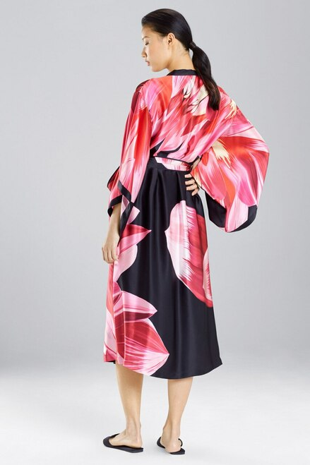 Luminous Lotus Robe at The Natori Company