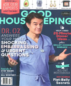 Good Housekeeping Cover 2018