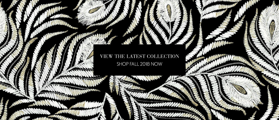Josie Natori Fall 2018 Collection