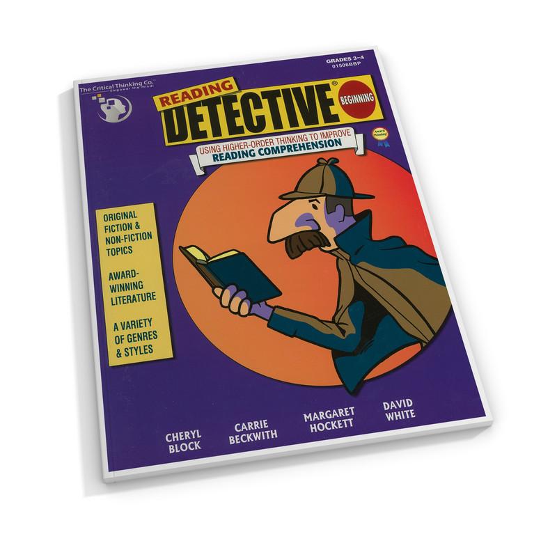 Reading Detective Beginning