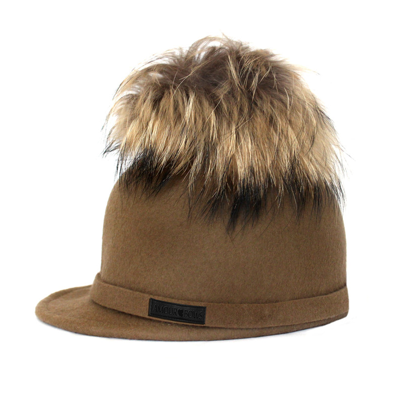 Acorn Stylish Riding Hat