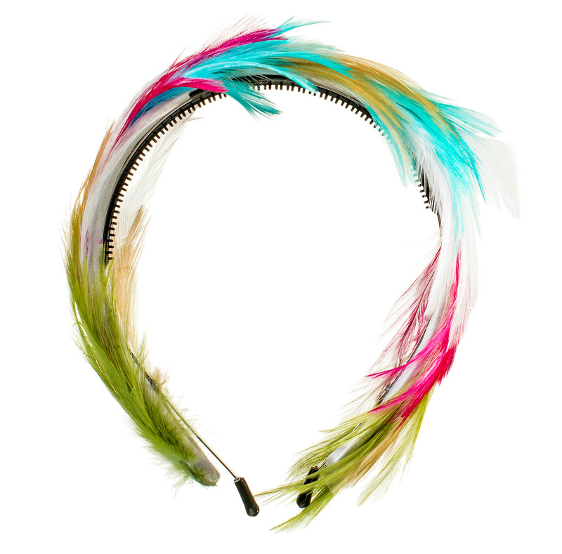 Feather Experience Rainbow