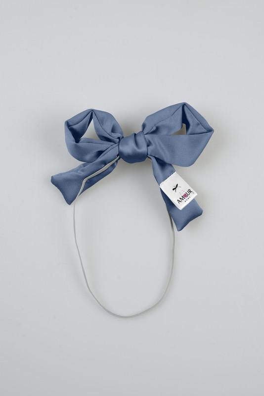 Signature Infant Present Bow Blue