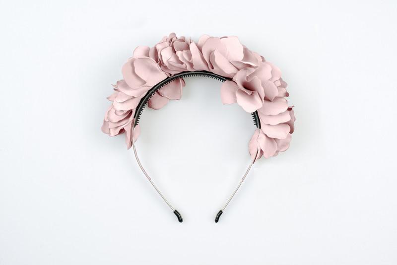 Flower Wreath Pink