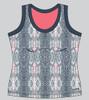 CLEARANCE Bolle Ladies Serpentine Tennis Tank Top - Serpentine Print