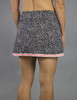 SALE JoFit Ladies & Plus Size Banded Swing Tennis Skorts (Short) - Daiquiri (Ink Spot)