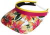 Glove It Ladies Print Tennis Visors - Sangria