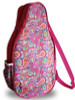 NTB Ladies Pickleball Bags - Ainsley (Pink Paisley)