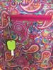 J.Mac Handmade Pickleball Paddle Keychain - Lime Green